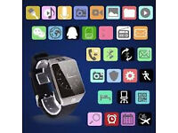 smart watch sim card dz09 bluetooth wid camera £25 each 2 for £45 also headphones.speakers available