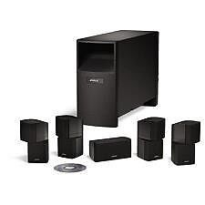 Bose Acoustimass 10 Series IV Home Entertainment Speakers