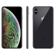 Space Grey iPhone XS Max