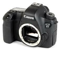 BRAND NEW UNOPENED CANON EOS 6D **UK**