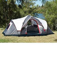 6 Man tent in new condition from Costco