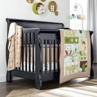 Deluxe Sleep System - Crib/Toddler Bed