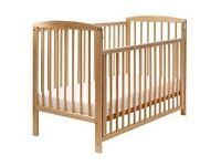 Bundle or separately - Baby cot, high chair, pram