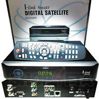 NEW, Ilink Smart FTA Satellite Receiver, in box Brand New Great