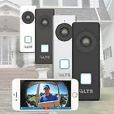 Weekly Promo! LTS LTK6128W-WIFI PLATINUM NETWORK VIDEO DOORBELL 2.1MP, 180 2MP WIFI $189.99(was$229)