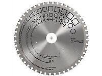 New boxed Bosch Construct Metal Circular Saw Blade 254 x 25,4 x 2,2mm, 60teeth (Bath)
