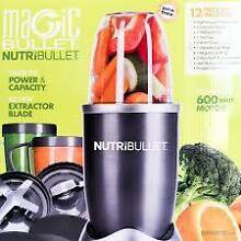 NUTRIBULLET juicer nutrition extractor BRAND NEW Box Hill South Whitehorse Area Preview
