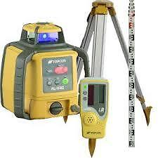 Outdoor rotary laser-trade for crane,...