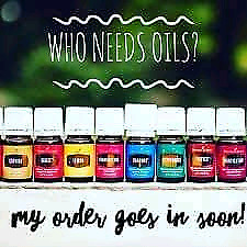 Young living order going in. Free shipping and dont pay taxes