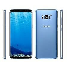 S8 blue for swap