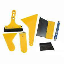 Auto Film Tinting Scraper multi Tool Installation Kit Car Window