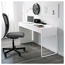 Micke Ikea Desk Col. Black/Brown