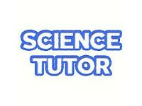 Science tuition - all sciences up to GCSE; biology A-level