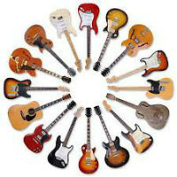 Proffessional Guitar Lessons in Your Home - All Levels