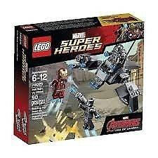 Lego Marvel Super Heroes Iron Man VS Ultron 76029