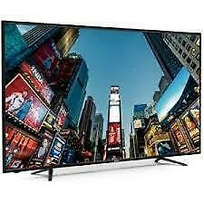 RCA 65 4K SMART LED TV. NEW IN BOX WITH WARRANTY. $499.00 NO TAX. NO TAX.