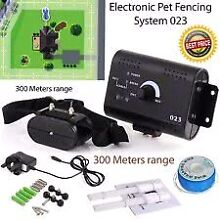 Electronic dog fence. Postage available. Brand new. Beenleigh Logan Area Preview