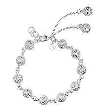 925 Sterling Silver Bangle Bracelet