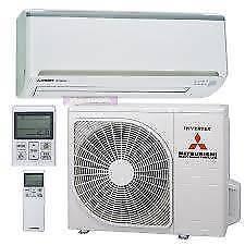 NEW Mitsubishi 7.1kw Allergen Clear Air Conditioner.