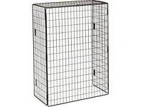 Portable Gas Heater Fire Guard