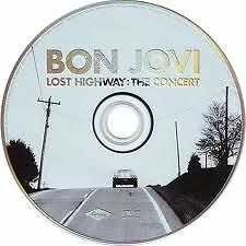Bon Jovi Lost Highway: The Concert DVD For Sale Oakville / Halton Region Toronto (GTA) image 2