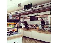 5 Vacancies - Starbucks / Costa Coffee Baristas - Great Hours!