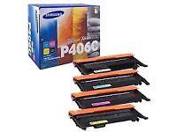 Samsung P406C colour laser cartridges