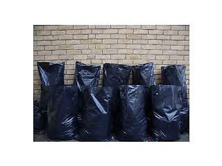 8 free bags broken concrete rubble small pieces 1-100mm for a base foundation infill landscaping