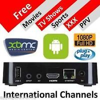 Android TV Mygica 582 XBMC ,Movies,Sports, PPV, Like Apple TV 2