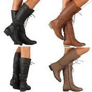 Womens Brown Boots Size 7