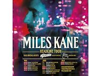 Miles Kane Cardiff Tramshed 29th June Tickets x 2 for Sale