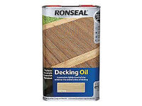 Ronseal Decking Oil/Protector Wanted.