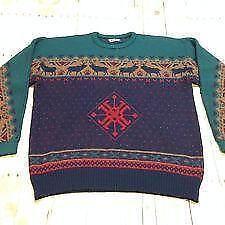 mens ugly christmas sweater xxl - Ebay Ugly Christmas Sweater