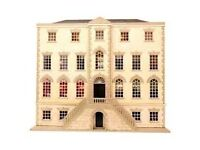 PRESTON MANOR DOLLS HOUSE AND BASEMENT WANTED