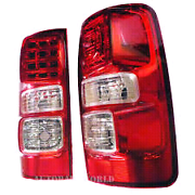 HOLDEN COLORADO TAIL LIGHTS Soldiers Point Port Stephens Area Preview