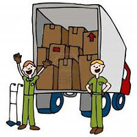 SIT BACK ON MOVING DAY AND LET US DO THE HEAVY LIFTING