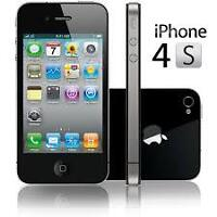 BACK TO SCHOOL IPHONE 4,4S VERY GOOD CONDITION WITH WARRANTY