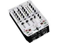 Behringer VMX 300 mixer. Stanton new mark technics vestax