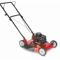 Lawn Mower. Brand New Condition. No Disappointments!