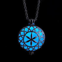very cool glowing pendant