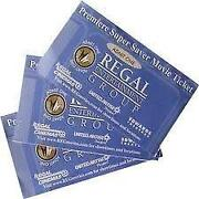 Regal Movie Tickets