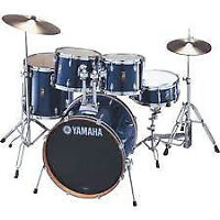 """YAMAHA"" DRUM SET IN EXCELLENT CONDITION!"