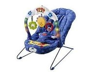 Fisher Price Kick and Play Bouncer !!