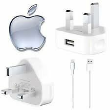 Genuine apple iphone 5, 5s, 6, 6s charger...