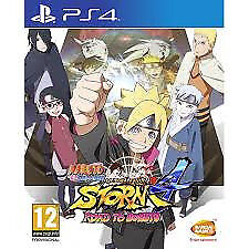 PS4 NARUTO SHIPPUDEN:ULTIMATE NINJA STORM 4 ROAD TO BORUTO (LOTS OF OTHER TITLES IN STORE)