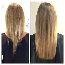 Hair extensions reinstalls Chelsea Kingston Area Preview