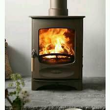 Charnwood C8 log burner