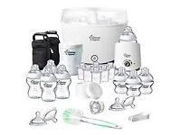 Tommee Tippee Closer To Nature Complete Feeding Kit RRP £159