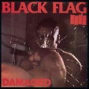 Black Flag Damaged LP