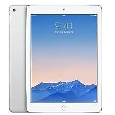 I pad air 2 for sale64GB WIFI PLUS CELLULAR(silver)